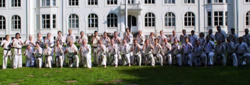Sabaki camp 2019 Dánsko 4. -7. červen