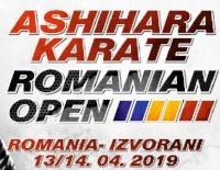 Romanian Open Ashihara Karate 13-14. 4. 2019 Izvorani